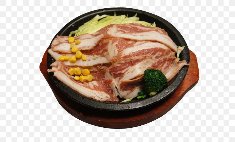 Hamburger Bacon Yakiniku Food, PNG, 700x496px, Bacon, Asian Cuisine, Asian Food, Beef, Cuisine Download Free