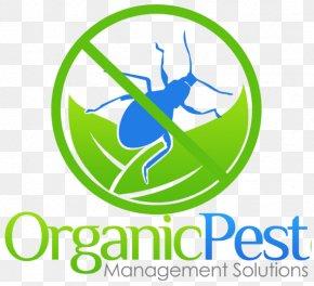 Pest Control Logo - Pesticide Pest Control Organic Food Logo Brand PNG