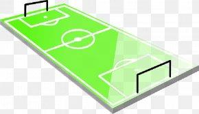 Football Field Lawn - Football Pitch Clip Art Athletics Field PNG
