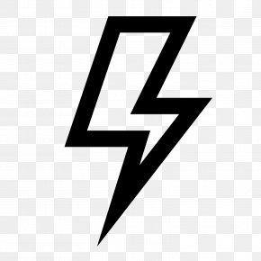 Bolt - Symbol Lightning Font PNG