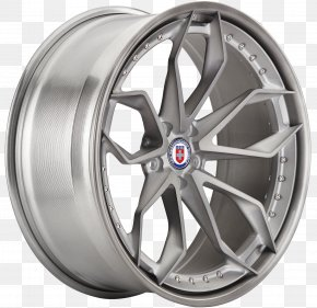 Over Wheels - Alloy Wheel HRE Performance Wheels Car Luxury Vehicle PNG