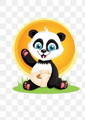 Bear - Giant Panda Bear Red Panda Cuteness Drawing PNG