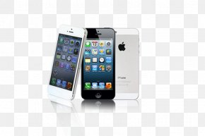 Three Apple Phone - IPhone 4 IPhone 6 IPhone 5 Samsung Galaxy Note II Smartphone PNG