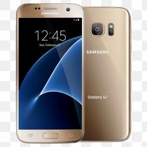 Galaxy - Samsung GALAXY S7 Edge LTE Telephone PNG