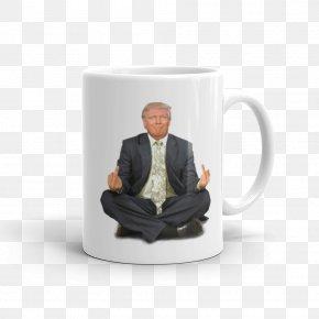 Mug - Mug United States Coffee Cup Meditation Crippled America PNG