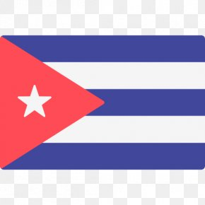 Flag - Flag Of Cuba National Flag Gallery Of Sovereign State Flags PNG