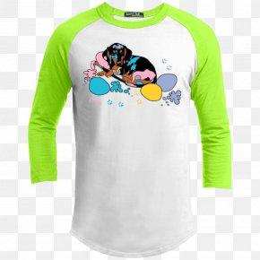 T-shirt - Long-sleeved T-shirt Long-sleeved T-shirt Raglan Sleeve PNG