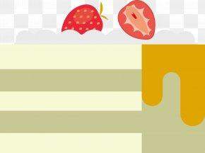 Strawberry Cream Pudding - Strawberry Cream Cake Birthday Cake Fruit Pudding PNG