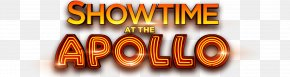 Show Time - Apollo Theater Comedian Television Show Fox Broadcasting Company PNG