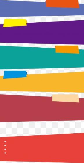 Colorful Text Box - Text Box Euclidean Vector Computer File PNG