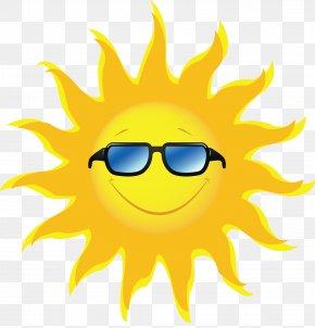 Cool Sun - Sunglasses Free Content Stock Illustration Clip Art PNG
