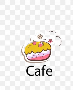 Cartoon Cake - Egg Tart Cupcake Clip Art PNG
