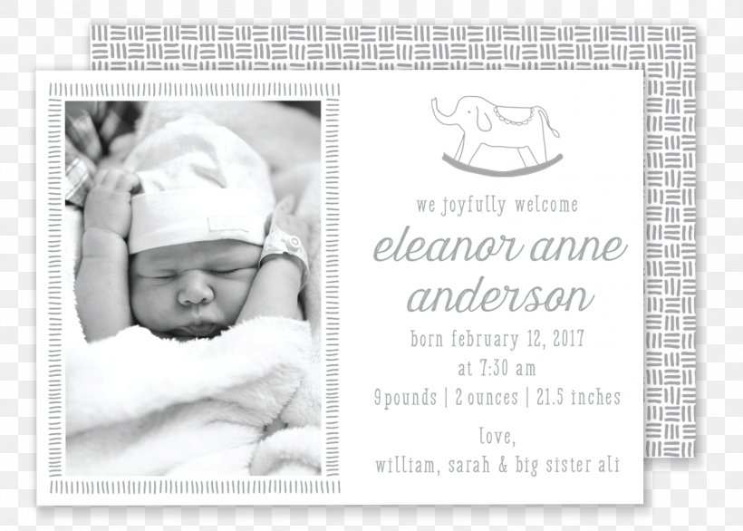 Paper Child Birth Infant In Memoriam Card Png 1500x1073px Paper