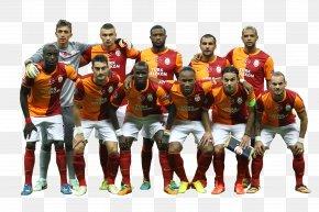 Football Players - Galatasaray S.K. Team Football Player Sport PNG