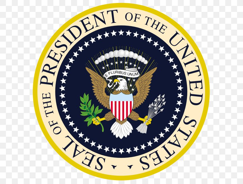 Seal Of The President Of The United States US Presidential Election 2016 Seal Of The Vice President Of The United States, PNG, 619x619px, United States, Area, Badge, Barack Obama, Brand Download Free