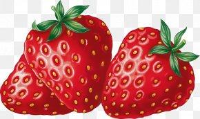 Strawberries - Strawberry Pie Fruit Clip Art PNG