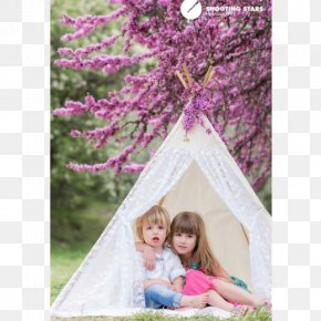 Teepee Tent - Child Room Window Stage Handmademyday.com PNG