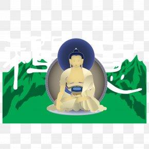 Buddha Zen Vector - Great Buddha Of Thailand Buddhism Budai Buddharupa PNG