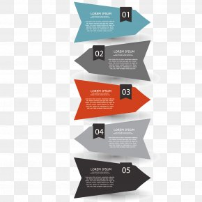 Infographic Vector Arrow Shape - Infographic Chart Diagram Euclidean Vector PNG