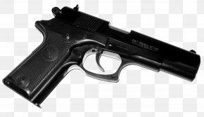 Pistol - Trigger Firearm Pistol Weapon PNG