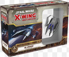 Star Wars - Star Wars: X-Wing Miniatures Game IG-88 X-wing Starfighter A-wing Y-wing PNG