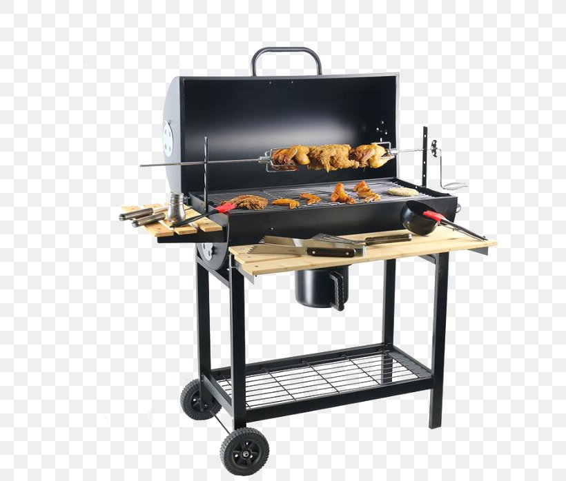 Barbecue-Smoker Grilling Charcoal Oven, PNG, 653x698px, Barbecue, Animal Source Foods, Barbecue Grill, Barbecuesmoker, Braising Download Free