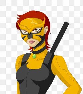 Young Justice - Tigress Artemis Crock Cheshire Raven Black Manta PNG