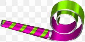 Whistle Cliparts - Party Horn Whistle Clip Art PNG