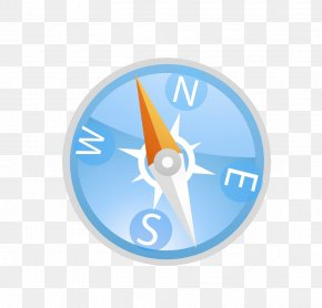 Compass - Safari Application Software Web Browser Icon PNG