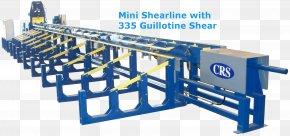 Clark Rubber Platypus - Steel Conveyor System Rebar Machine Engineering PNG