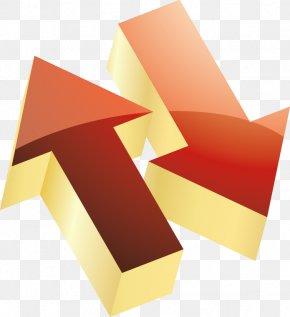 3d Three-dimensional Arrow - Arrow Euclidean Vector Three-dimensional Space PNG