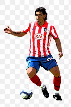 Football - Sergio Agüero Atlético Madrid Argentina National Football Team Manchester City F.C. Jersey PNG