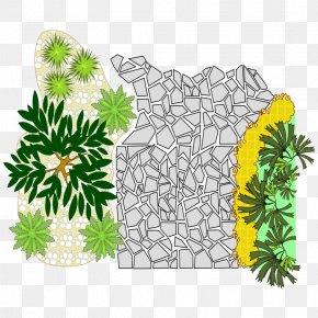 Outdoor Landscape Plant Material Free Download - Landscaping Landscape Architecture Lawn Clip Art PNG