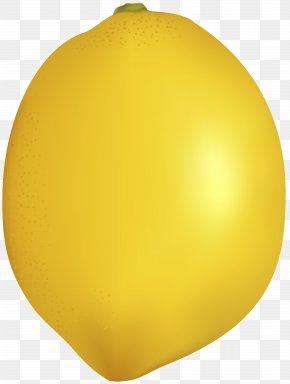 Lemon Transparent Clip Art - Lemon Yellow Design Balloon PNG