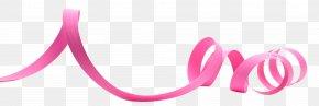 Pink Ribbon - Pink Ribbon Stock Photography Awareness Ribbon PNG