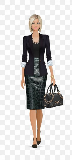 Fashion Women In The Workplace - Olcay Gulsen Fashion Clothing Look Dress PNG