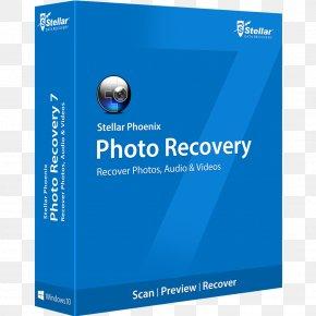 Lowest Price - Stellar Phoenix Windows Data Recovery Stellar Phoenix Photo Recovery Computer Software PNG