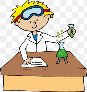 Mad Science Cliparts - Science Clipart Scientist Science Fair Clip Art PNG