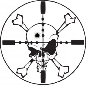 Scopes - Skull And Crossbones Drawing Tattoo Human Skull Symbolism PNG