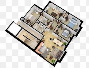 3D Floor Plan - 3D Floor Plan Interior Design Services PNG