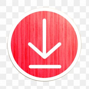 Smile Sign - Arrow Down Icon Download Icon Downloads Icon PNG