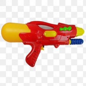Guns - Water Gun Firearm Toy Weapon PNG