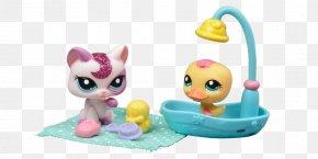Littlest Pet Shop Silhouette - Figurine Toy Littlest Pet Shop Doll PNG