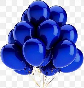 Cartoon Blue Balloons - Balloon Blue Stock Photography Birthday Clip Art PNG
