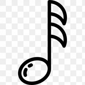 Musical Note - Sixteenth Note Whole Note Clip Art PNG