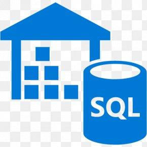 Warehouse - Data Warehouse Microsoft Azure SQL Database Microsoft SQL Server PNG