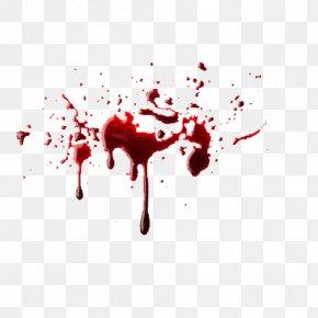 Blood Splatter - Blood Animation Clip Art PNG