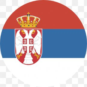 Flag - Flag Of Serbia Serbia And Montenegro Flag Of Croatia PNG