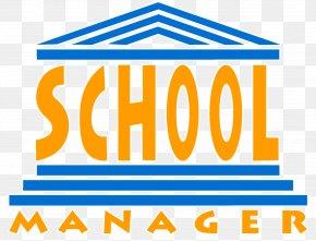 Escolar - Logo School Organization Control System PNG
