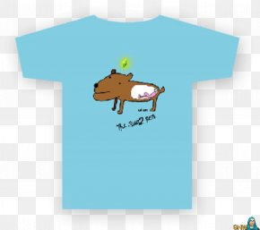 T-shirt - T-shirt The Sims 2: Pets Sleeve Thailand Brand PNG